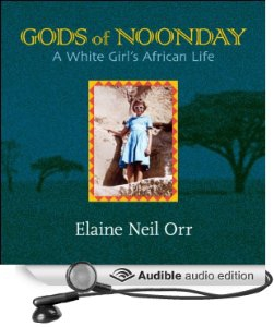 Gods of Noonday Audible Audio Version