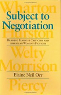 Subject to Negotiation